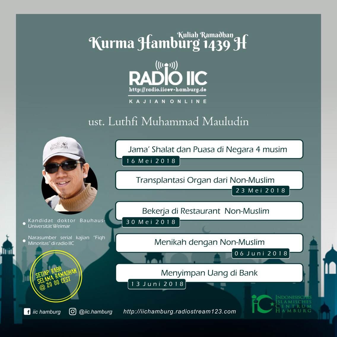 Kurma (Kuliah Ramadan 1439H)