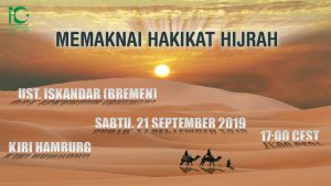 Pengajian September 2019 @ KJRI Hamburg