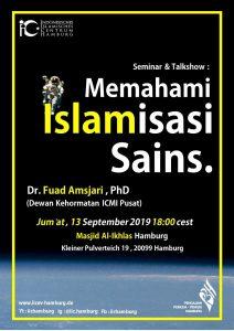 Memahami Islamisasi Sains @ Masjid Al Ikhlas