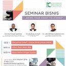 Seminar Bisnis IIC 2019