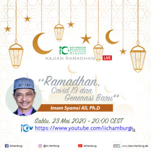 Kajian Imam Syamsi Ali, Ph. D @ IIC TV