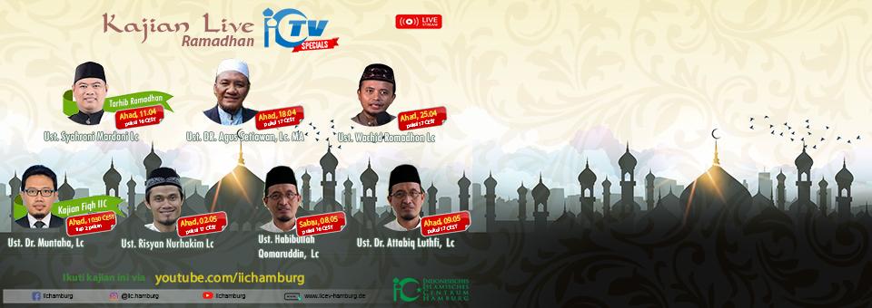 Kegiatan Ramadhan 1442H
